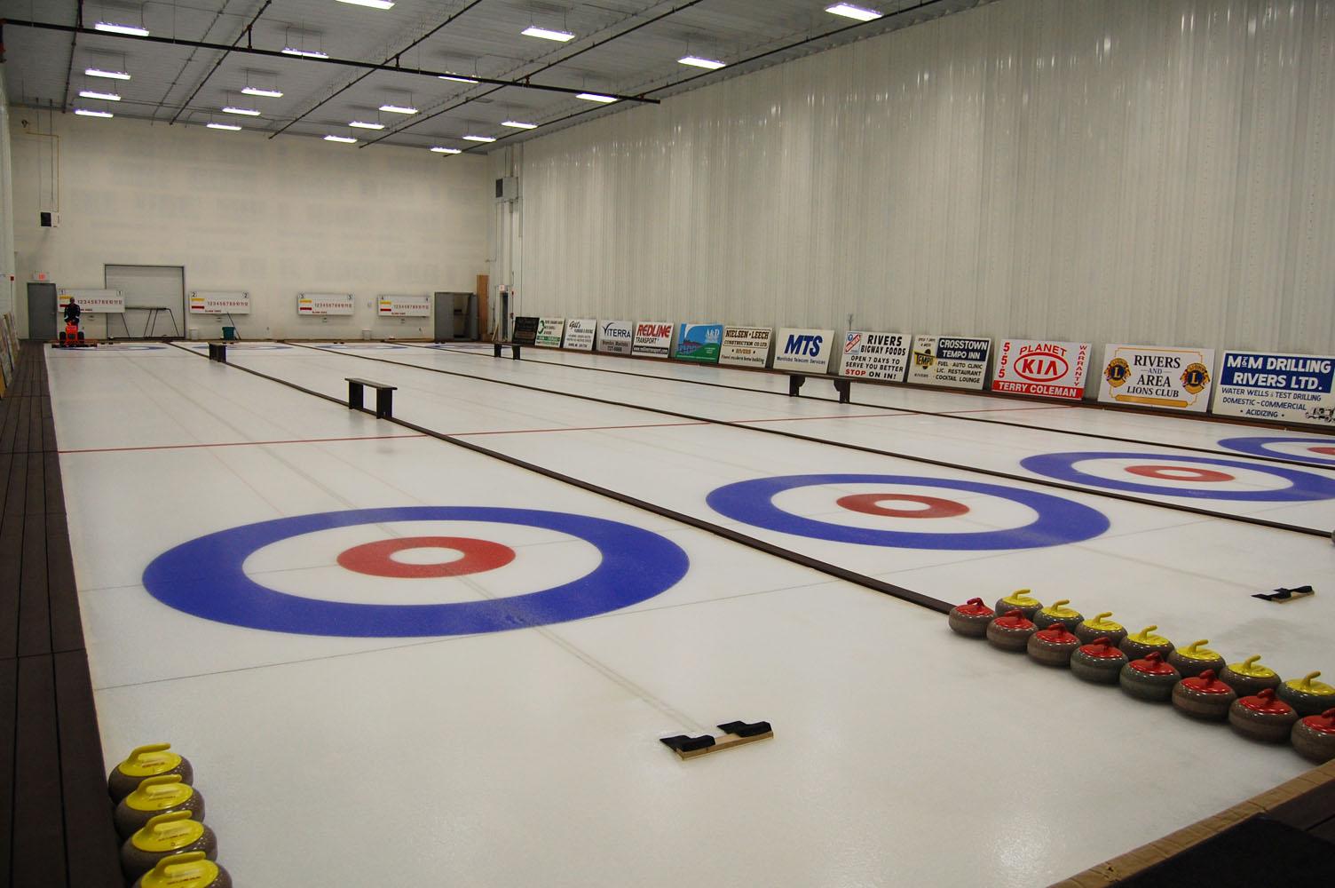 Curling Rink 1